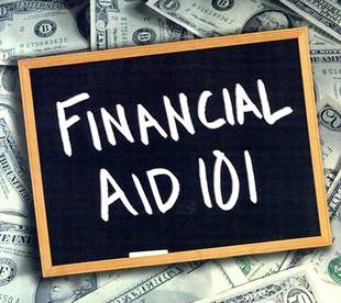 Financil aid night pic