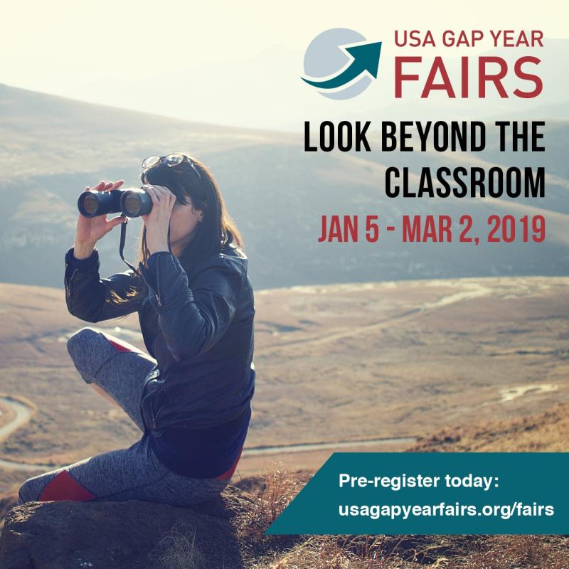 Gap Year Fairs
